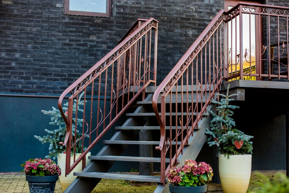We Produce Durable Staircase Structures With Metal Or Wood Elements For  Stair Steps And Railings. Skilled Employees And Modern Equipment U2013 We  Possess What ...